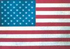 U.S Flag Poster