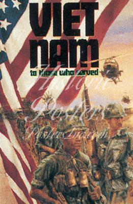 Vietnam War Poster