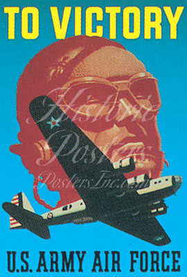 B-17 Flying Fortress Postcard