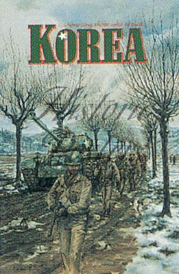 Korean War Poster