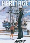 Heritage (Navy) Poster