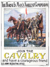 Join the Cavalry Poster