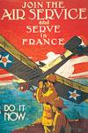 Serve in France