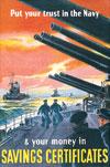 British Navy Poster