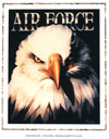 Eagle Air Force Poster