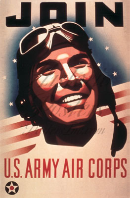 Join U.S. Army Corps Poster