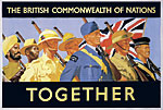 British Commonwealth of Nations Poster
