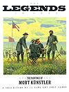 Legends in Gray Postcards-Commemorative Series