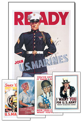 Assorted Military Postcards