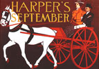 Harper's September Postcard