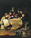 Newsboy Cigars Postcard