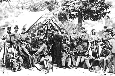 Engineering Company of the 8th New York State Militia