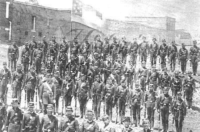 Civil War- Company K, 4th Regiment (Sumpter Light Guards)
